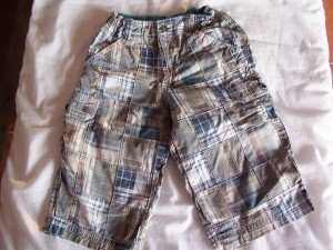 Bermuda Sergent Major: 4 euros dans Vêtements garçon 7 ans 100_2421-300x225